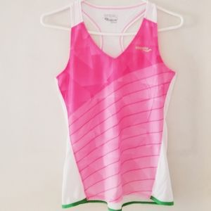 Saucony Tops - Saucony razor back work out athletic top